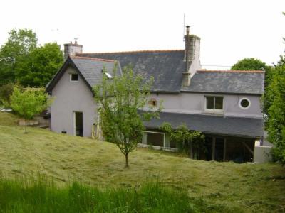 Maison de campagne, 120 m² - Plounevez Moedec (22810)