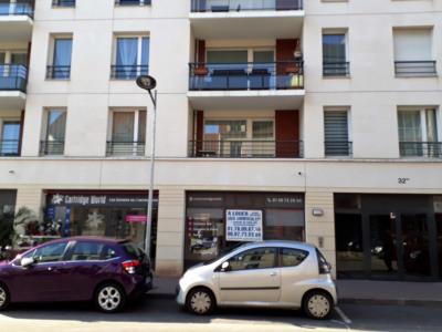 Location Boutique Ermont