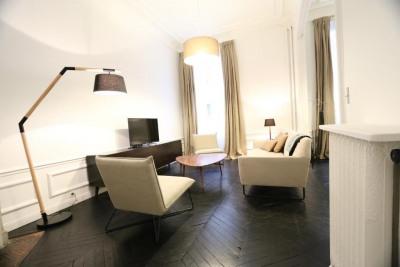 Aрендa - квартирa 2 комнаты - 62 m2 - Paris 17ème - Photo