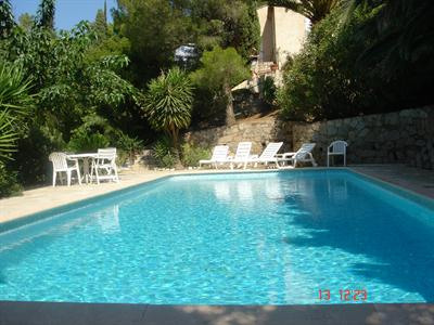 Vacation rental house / villa Les issambres 3 125€ - Picture 2