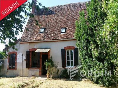 Maison Santranges 4 pièces 87 m² terrain 465 m²