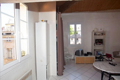 Appartement ancien clair