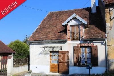 Maison ancienne st sauveur en puisaye - 4 pièce (s) - 78 m²