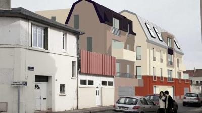 F4 avec balcon