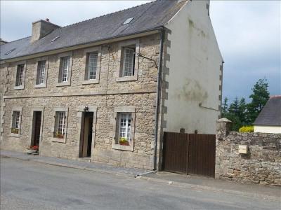 Maison de bourg, 182 m² - Plounerin (22780)