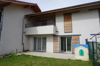 5 minutes douane de perly, maison mitoyenne 90 m²