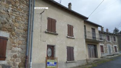 Maison de 90m² divisée en 2 appartements Salettes
