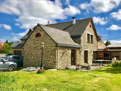 Maison en pierre 9 pièces
