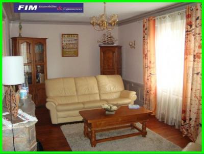 Appartement au Tréport 90 m² 2 chambres et courette