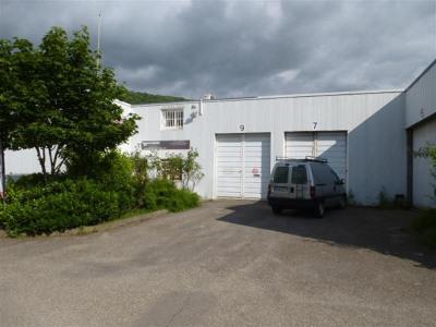 Location Local d'activités / Entrepôt Poisat