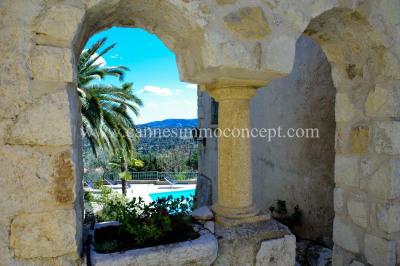 Arrière pays - speracedes - superbe villa de 295m² -