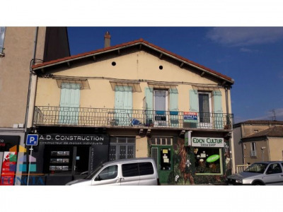 Location Local commercial Guilherand-Granges