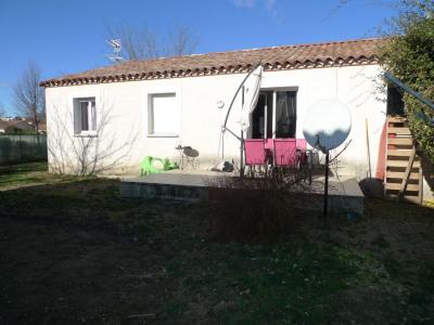 Villa Nimes sud 4 pièces