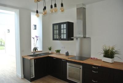 Appartement T4 101,70 m² avec jardin de 85 m²