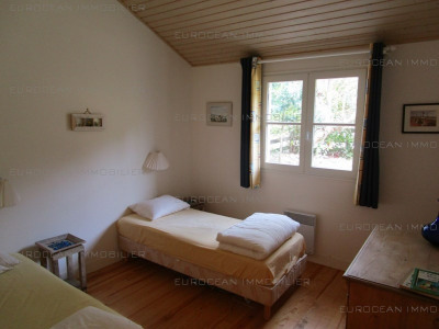 Vacation rental house / villa Lacanau ocean 455€ - Picture 7