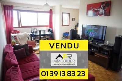 Vente - Appartement 4 pièces - 70 m2 - Houilles - Photo
