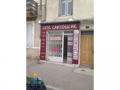 Location Local commercial Carcassonne