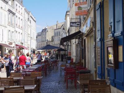 La Rochelle centre historique