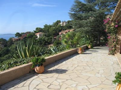 Vacation rental house / villa Les issambres 1 350€ - Picture 3