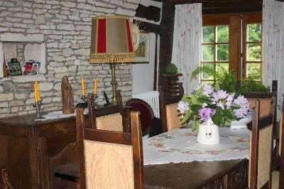 Sale house / villa Ouest lisieux 285000€ - Picture 6