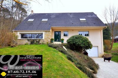 Maison avec piscine intérieure, à 5kms de Breuillet (à St Ch