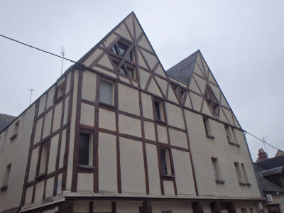 Sale - Studio - 24 m2 - Bourges - Photo