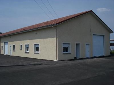 Location Local d'activités / Entrepôt Nivolas-Vermelle