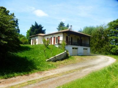 Maison contemporaine F4 Monsempron Libos
