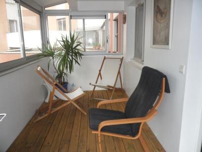 Appartement 2 pièces 57m² + Loggia fermée 11m²