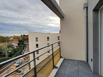 Appartement type 3 neuf - 57 m² - 69200 VENISSIEUX
