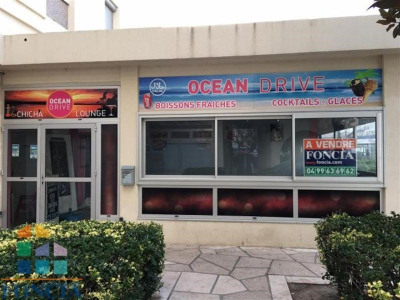 Vente Local commercial La Grande-Motte