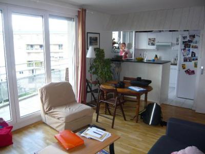 T3 duplex avec garage en sous-sol e balcon