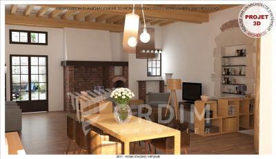 Maison ancienne chablis - 5 pièce (s) - 242 m²