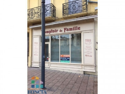 Location Local commercial Perpignan