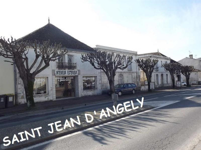 Vente Local commercial Saint-Jean-d'Angély