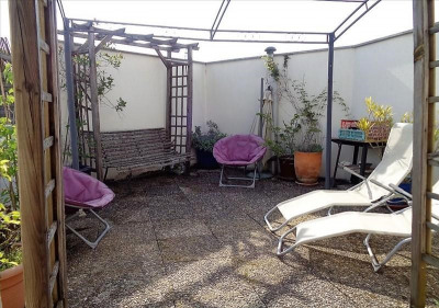 Duplex 103 m² + terr. 20 m²