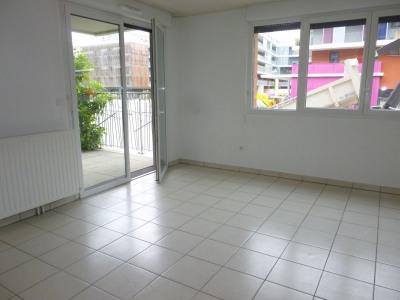 Lespinet-Appartement T3 rez-de-jardin