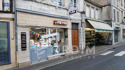 Boutique auxerre - 170 m²
