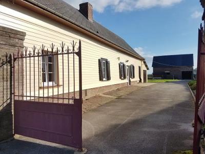 Maison située entre Aumale et Foucarmont