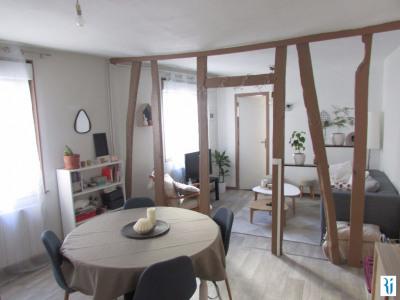 Appartement Rouen Cauchoise 2 pièce (s) 50.42 m²