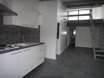 Appartement 2 pièces avec mezzanine