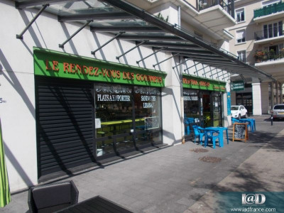 Vente Local commercial Bussy-Saint-Georges