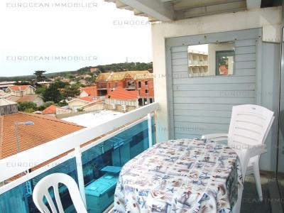 Alquiler vacaciones  apartamento Lacanau-ocean 243€ - Fotografía 6