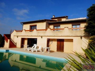 En exclusivité à Montrabé, grande MAISON avec piscine