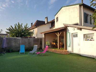 Maison 4 chambres et jardin