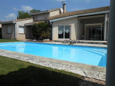 Villa T5/6 tournefeuille 260m²- piscine- garage double