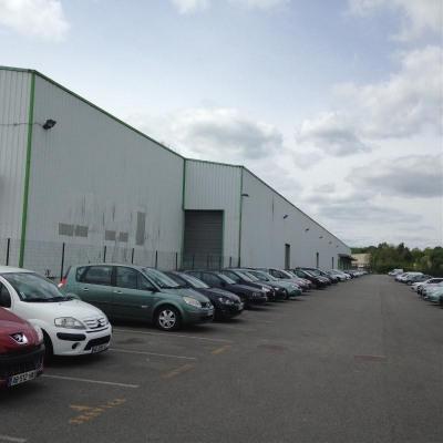 Vente Local d'activités / Entrepôt Vern-sur-Seiche