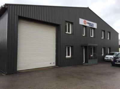 Location Local d'activités / Entrepôt Longvic 0
