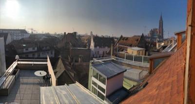 Duplex terrasse