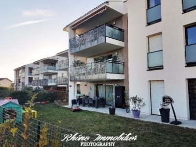 Appartement Meyzieu 4 pièces 82.50 m²